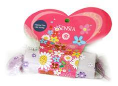 Túi thơm hình kẹo Sensia Lavender,