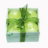 Hộp quà 4 nến thơm mùi Citrus,